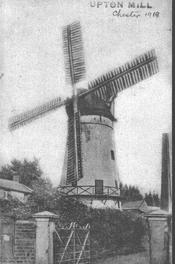 the Mill entrance 1918